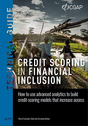 Credit Scoring in Financial Inclusion (CGAP, 2019)