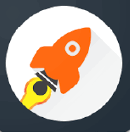 Rocket in Pocket logo